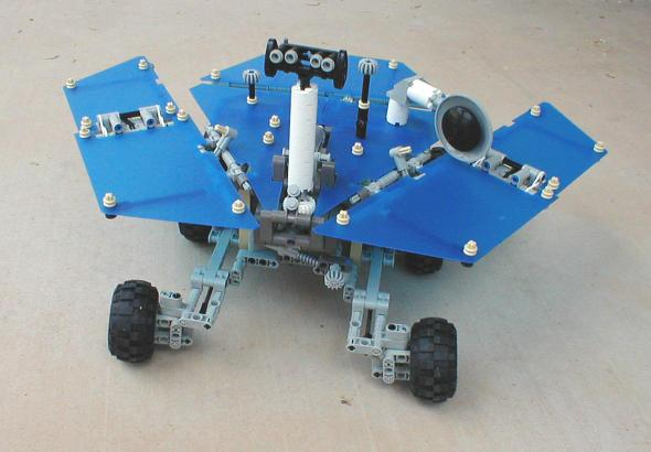 mars exploration rover lego - photo #26