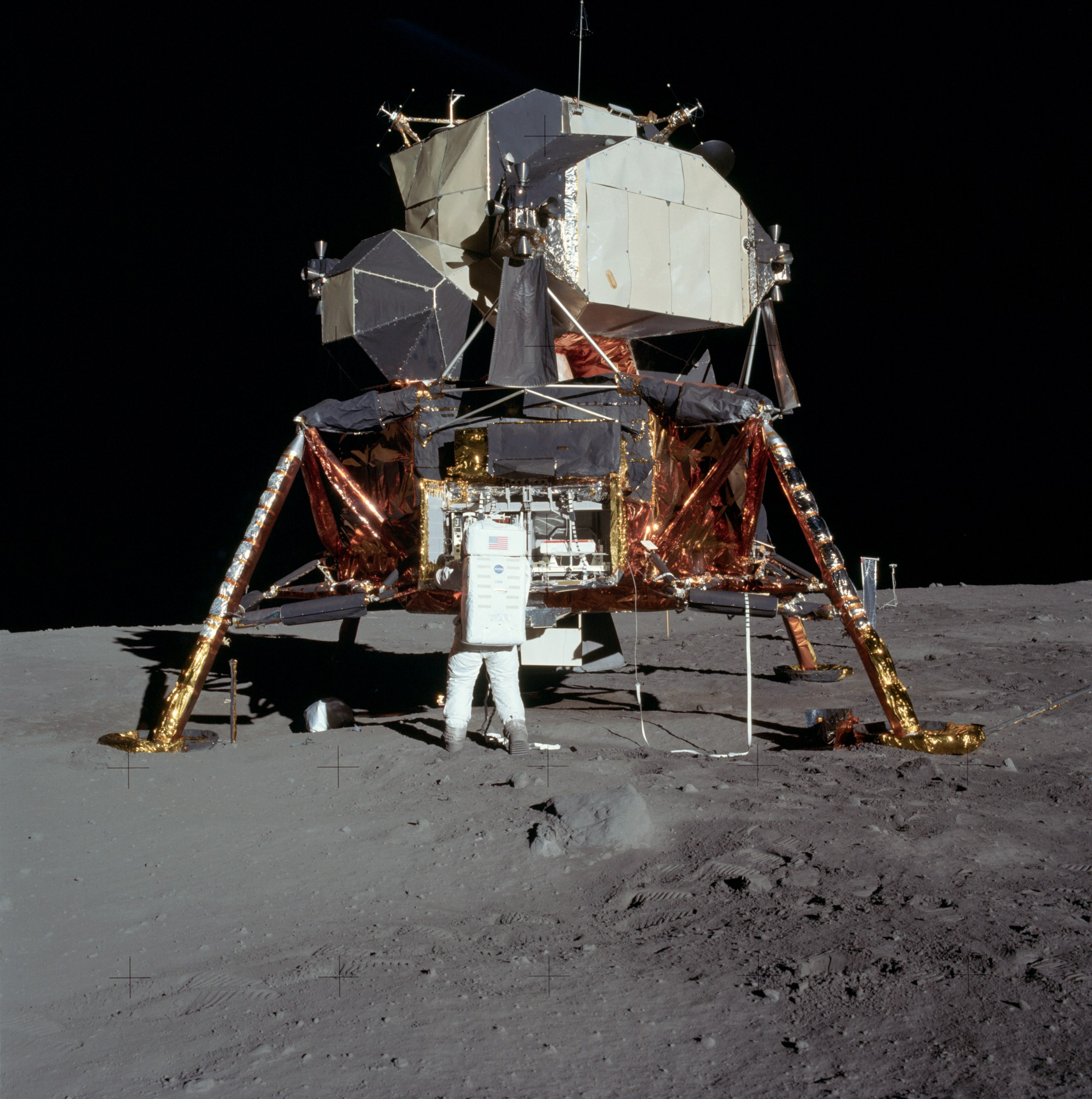 an apollo spacecraft - photo #29
